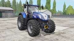 New Holland T7.290-315 Blue Power for Farming Simulator 2017