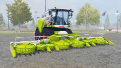 Claas Jaguar 980 and Orbis 900 for Farming Simulator 2013