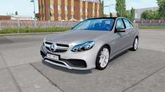 Mercedes-Benz E 63 AMG (W212) 2013 for Euro Truck Simulator 2