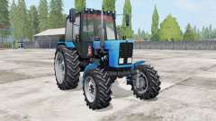MTZ-82.1 Belarus front loader for Farming Simulator 2017