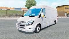 Mercedes-Benz Sprinter 315 CDI LWB (Br.906) 2015 for Euro Truck Simulator 2