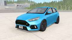 Ford Focus RS (DYB) 2016 for BeamNG Drive