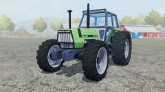 Deutz-Fahr AX 4.120 added wheels for Farming Simulator 2013
