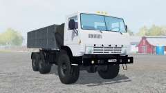 KamAZ-43105 for Farming Simulator 2013