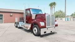 Kenworth W990 Day Cab for American Truck Simulator