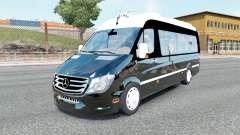 Mercedes-Benz Sprinter City (Br.906) 2017 for Euro Truck Simulator 2