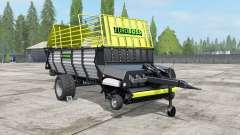 Pottinger EuroBoss 330 T reifen wechselbar for Farming Simulator 2017