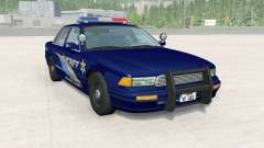 Gavril Grand Marshall Belasco Country Sheriff for BeamNG Drive