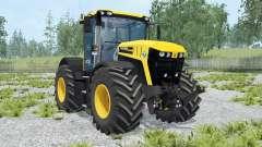 JCB Fastrac 4220 golden dream for Farming Simulator 2015