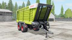 Claas Cargos 700 for Farming Simulator 2017