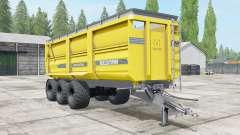 Bednar Wagon WƓ 27000 for Farming Simulator 2017