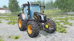 New Holland T6.160 GoEdition more horsepower for Farming Simulator 2015