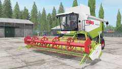 Claas Lexion 580 and 600 for Farming Simulator 2017