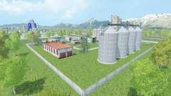 Ukraine for Farming Simulator 2015