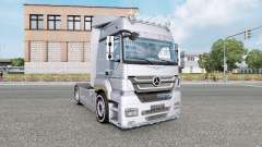 Mercedes-Benz Axor 1840 2005 v2.0 for Euro Truck Simulator 2
