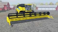 New Holland CR9090 manual ignitioɳ for Farming Simulator 2013