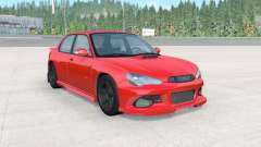Hirochi Sunburst Sport RS v4.0.5 for BeamNG Drive