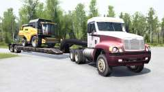 Freightliner Century Class Day Cab 1995 for MudRunner