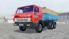 KamAZ-53212 bright red color for Farming Simulator 2013