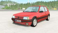 Peugeot 205 GTI for BeamNG Drive