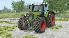 Fendt 820 Vario TMS many animation elements for Farming Simulator 2015