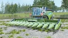 New Holland CR10.90 three cutters for Farming Simulator 2015