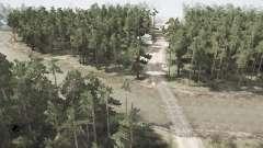The Verdante Forest 2 for MudRunner