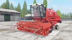 Bizon Rekord Z058 carnation for Farming Simulator 2017