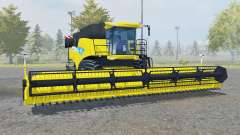 New Holland CR9090 multifruit for Farming Simulator 2013