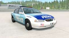 Ibishu Pessima 1996 West Coast Police v1.3.2 for BeamNG Drive