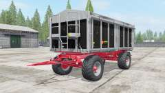 Kroger Agroliner HKD 302 wide tires for Farming Simulator 2017