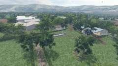 Willow Tree Farm v1.0.1 for Farming Simulator 2015