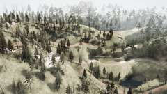 4x4 acres for MudRunner