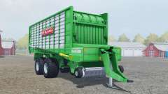 Bergmann Shuttle 900 K lime green for Farming Simulator 2013