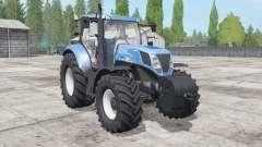 New Holland T7030-7070 for Farming Simulator 2017