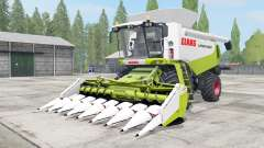 Claas Lexion 600 joystick animation for Farming Simulator 2017