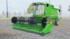 John Deere W540 for Farming Simulator 2013
