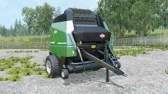Kuhn VB 2190 north texas green for Farming Simulator 2015