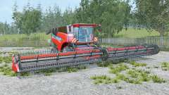New Holland CR10.90 coral red for Farming Simulator 2015