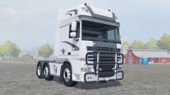 DAF XF105 for Farming Simulator 2013