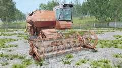 SK-5 Niva, there are traces  for Farming Simulator 2015