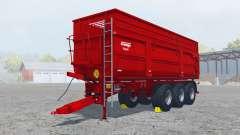 Krampe Big Body 900 animated hydraulic hose for Farming Simulator 2013