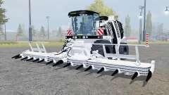 Krone BiG X 1100 black and white for Farming Simulator 2013