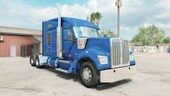 Kenworth W990 Mid-Roof Aerodyne Sleeper for American Truck Simulator