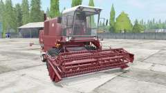 Bizon Super Z056 rose vale for Farming Simulator 2017