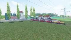Kyoshos Agricultur v1.0.6 for Farming Simulator 2015