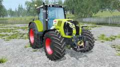 Claas Arion 650 animated element for Farming Simulator 2015