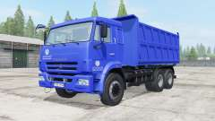 KamAZ-65115 choice of color for Farming Simulator 2017