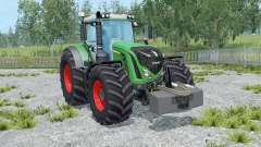 Fendt 936 Vario with weighƫ for Farming Simulator 2015