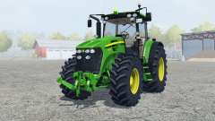 John Deere 7930 moving elements for Farming Simulator 2013